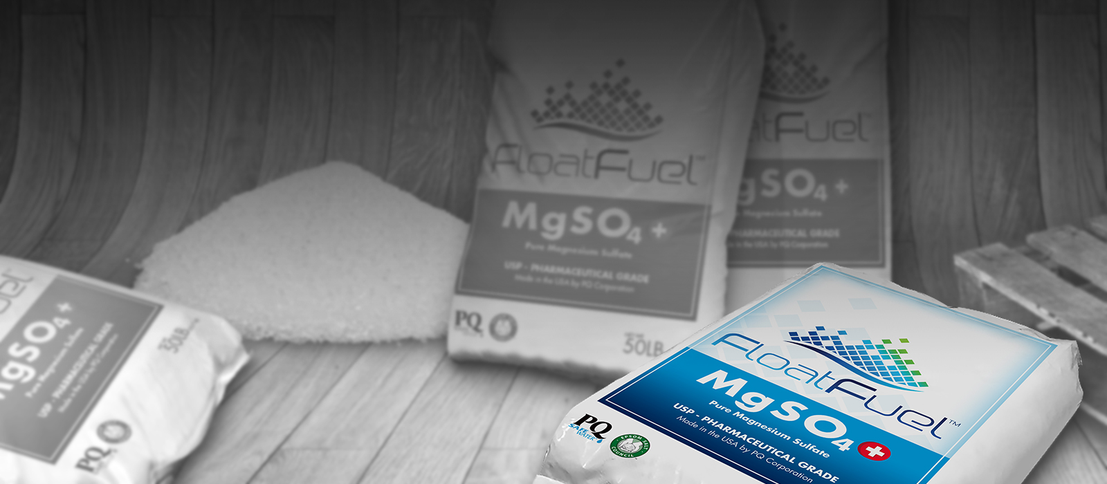 The Purest, Highest Quality Magnesium Sulfate